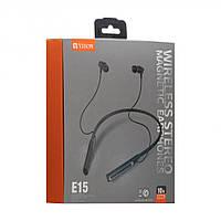 Наушники Yison E15 Bluetooth Black