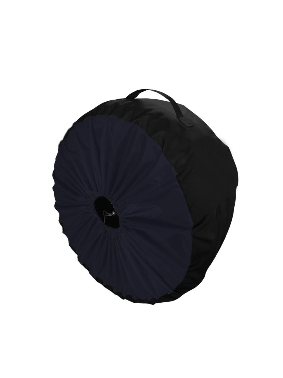 Чохол для коліс Coverbag Premium XL синій