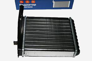 Радиатор отопителя ВАЗ 2111, 2110, 2112, 2170 после 2003г. (алюминий) ПРАМО (Россия) радиатор печки 2110