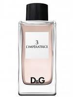 Dolce & Gabbana 3 L'Impératrice Наливная парфюмерия. 100 мл.