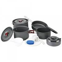 Туристический Набор посуды в Поход Fire-maple FMC-212 (6-7 чел)