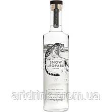 Водка Snow Leopard Vodka 40% 0.7L