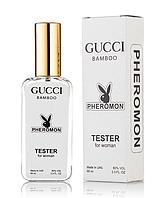 Женский мини-парфюм Gucci Bamboo (Гучи Бамбу) с феромонами тестер 65 мл.