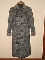 Пальто женское большого размера. 101 елка