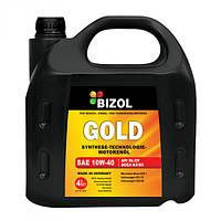 Полусинтетическое моторное масло -  BIZOL GOLD 10W-40 4л