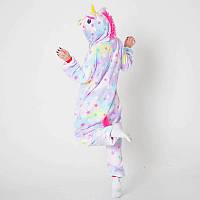 Кигуруми звездный единорог (пижама взрослая) kmy0016