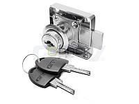 GTV Замок квадратный 138 + цифровой ключ ZZ-CF-138-01