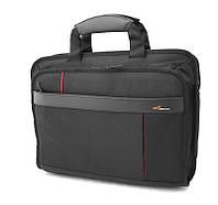 """Плечевая сумка для планшета/нетбука LF-8743M до 10,1"""" нейлон, черный, плечевой ремень"""