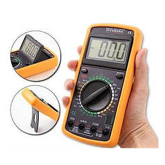 Мультиметр DT-9207A