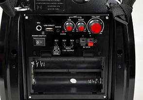 Портативная акустическая система Golon RX-820 BT, фото 2