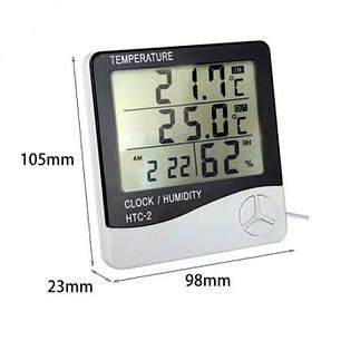Термометр HTC-2 виносний датчик температури 150, фото 2