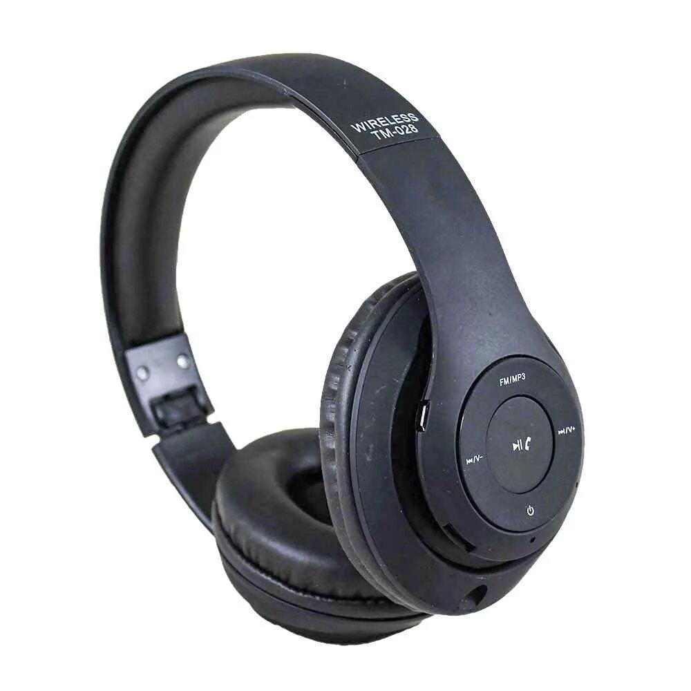 Бездротові Bluetoth навушники Mdr TM 028 Чорний