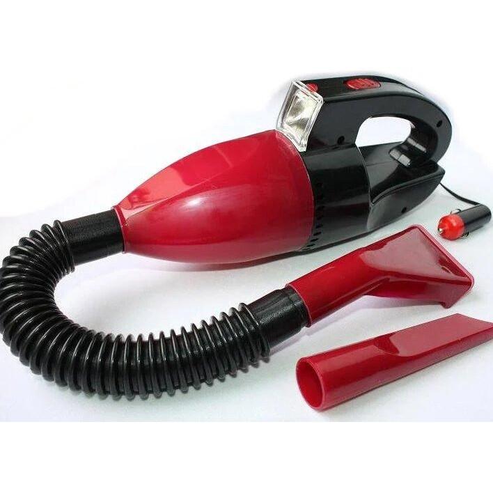 Пылесос для авто Car Vacum Cleaner Красный