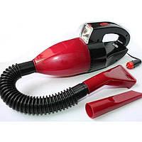 Пылесос для авто Car Vacum Cleaner Красный, фото 1