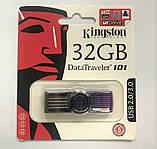 Флеш накопитель, флешка  USB Flash Card 32GB KINGSTON Флешка, фото 2