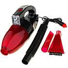 Пилосос для авто Car Vacum Cleaner Червоний, фото 3