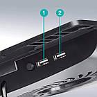 Регульована підставка для ноутбука з охолодженням ErgoStand 181/928, фото 4