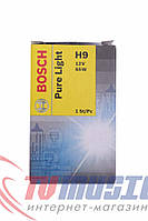 Автомобильная лампа Bosch Pure Light H9 12V 65W (1987302082)