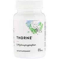 5-HTP (5-Гидрокситриптофан, 5-Hydroxytryptophan) 100 мг, Thorne Research, 90 капсул