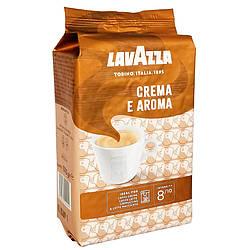 Кофе в зернах Lavazza Crema e Aroma 1кг Коричневая. Лавацца Оригинал, Италия!
