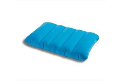 Подушка надувная (голубая) 68676