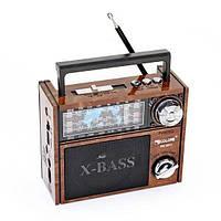 Радиоприёмник Golon RX-201 Коричневый, фото 1