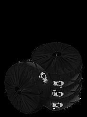 Комплект чехлов для колес Coverbag Premium M черный 4шт.