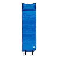 Самонадувающийся коврик Nils Camp NC4347 184.5 x 53 x 3 см Blue