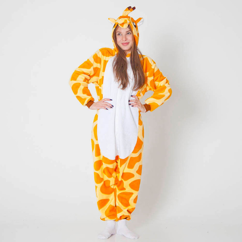 Пижама кигуруми Жираф MNC kcr0028