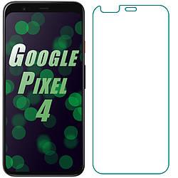 Защитное стекло Google Pixel 4 (Прозрачное 2.5 D 9H) (Гугл Пиксель 4)