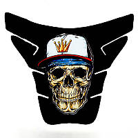 Наклейка на бак NB-5 Skull Colour