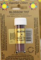 Сухой краситель Sugarflair Лиловый Heather, 7мл