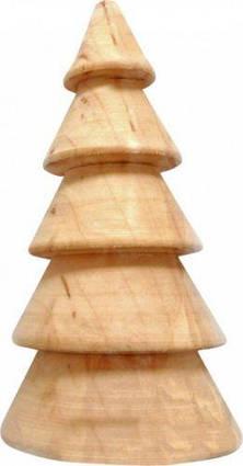 """Деревянная игрушка """"Раскрась сам. Ёлочка"""" Д444у"""