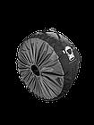 Комплект чехлов для колес Coverbag Premium  М серый 4шт., фото 2