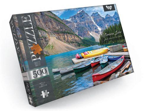 "Пазлы ""Озеро Морейн, Канада"", 500 элементов C500-10-08"