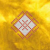 Схема на ткани для вышивания бисером Славянский оберег.Белобог КМР 6104