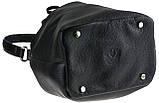 Женская сумка-мешок Valenta Черная (ВЕ-6173), фото 4