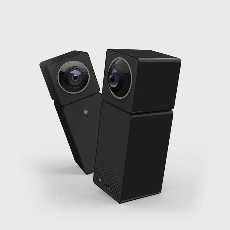 IP камера Xiaomi Hualai Xiaofang Smart Dual Camera 360. Камера наблюдения Сяоми