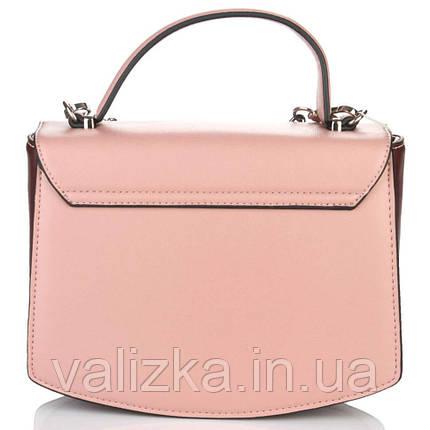 Жіночий клатч David Jones, сумка рожева, фото 2