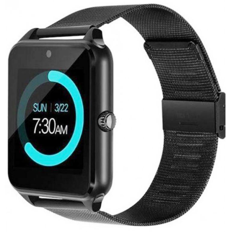 Смарт-часы Smart Watch Z60 Original Black