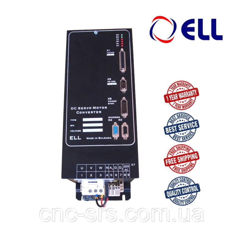 12010 цифровой привод постоянного тока (движение подач)