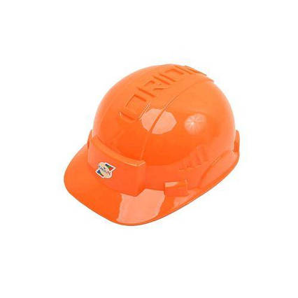 Каска строителя (оранжевая) 317 в.2