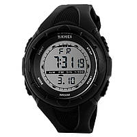 Часы Skmei 1074 Black BOX (1074BOXBK)