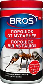 Bros порошок від мурах 100гр