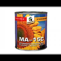 Эмаль МА-15 Спектр серая