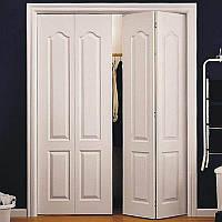 Раздвижные двери из массива ясеня