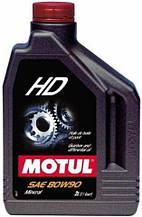 Масло  MOTUL HD 80W-90 2л (317502)