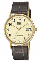 Наручные часы QandQ BL02J103Y Коричневый