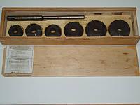 Набор зенкеров для ремонта седел клапанов двигателей ЯМЗ-238