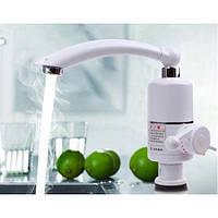 Кран-водонагреватель проточный Delimano Water Heater 3000 Вт White